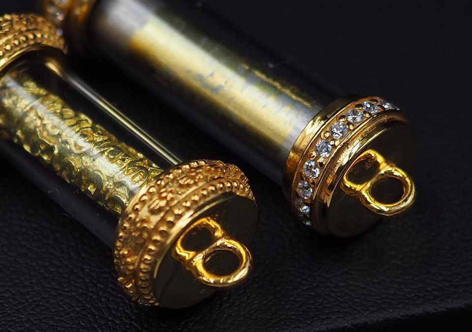 Thai Amulets- With the Spirit of Thai Culture
